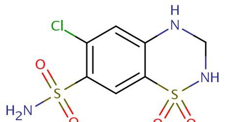 Obat Hct hydrochlorothiazide hidroklorotiazid hct bagian 1