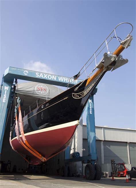modern classic sailing yacht hetairos refited