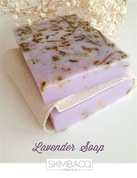 Handmade Lavender Soap Recipe - diy how to make lavender soaps melt pour soap