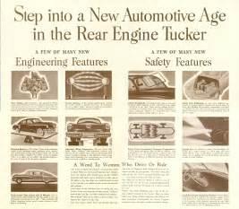 car brochures   1948 tucker brochure tucker 4