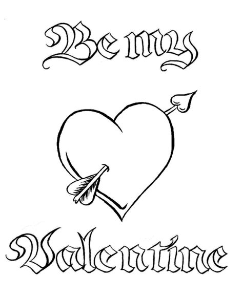 Redirecting Happy Valentines Day Coloring Pages