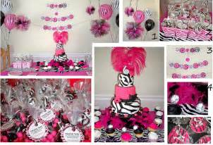 pink theme decorations pink and black decorations 23 cool wallpaper