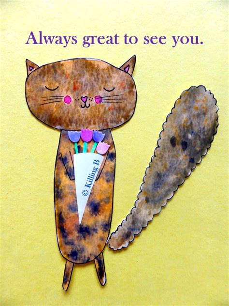 10 Great You To See by Always Great To See You Greetings Cards Personalised