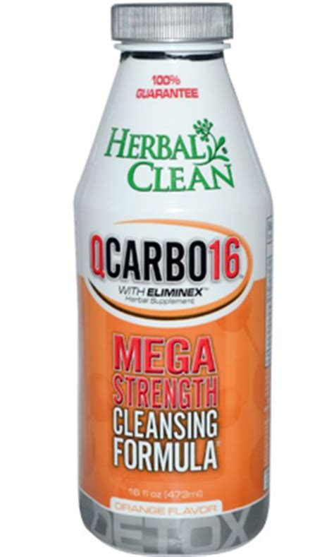 Where Can I Buy Mega Clean Detox by Q Carbo Liquid Orange 16 Fl Oz 20 00ea From Herbal Clean