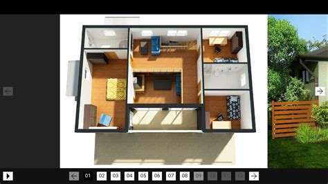 3d Model Home Android Apps On Google Play House Plans With 3d Interior Images