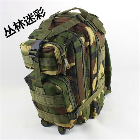 Tas Ransel Army Tipe 027 tas ransel tentara army camouflage travel hiking bag 24l