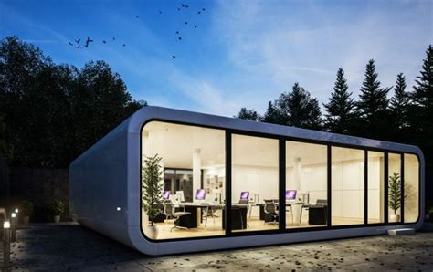 Prefab Office Pods 14 Studios Workspaces Made For Your Prefab Backyard Office