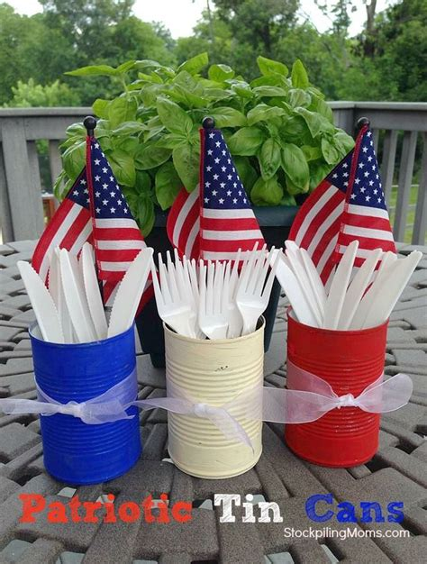 Diy Memorial Day Decorations by 25 Best Ideas About Patriotic Decorations On