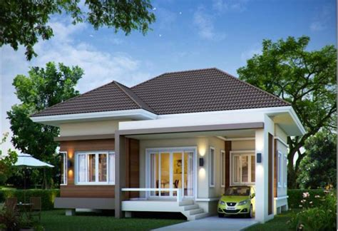 Small House Design by 25 Impressive Small House Plans For Affordable Home