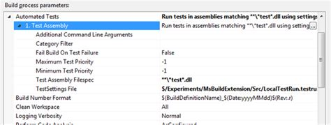 failed to find configuration section log4net tfsbuild 2010 some news alkfer s place