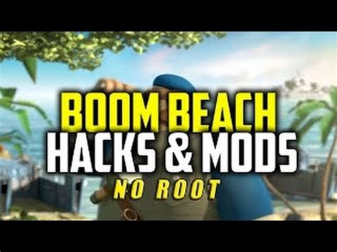 cara hack boom beach youtube boom beach diamonds hack ios youtube