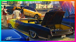 how much are the new cars in gta 5 gta 5 dlc update how much will quot lowrider quot dlc cars