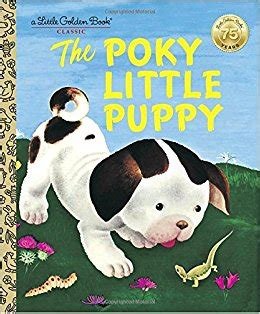top dogs portraits and stories books the poky puppy a golden book classic