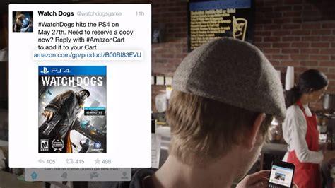amazon twitter amazon macht twitter zum einkaufswagen amazoncart
