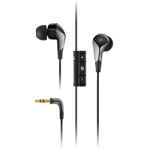 Headphone Headset Stereo Sennheiser sennheiser cx 880i in ear stereo headphones with mic and cx880i