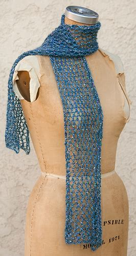 Adele Scarf ravelry adele scarf pattern by knitculture