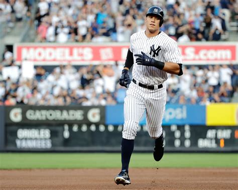 aaron judge the story of the new york yankees home runã hitting phenom books aaron judge is baseball s newest time