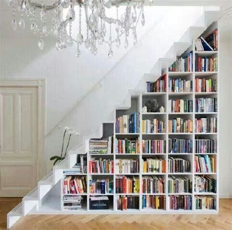 bookshelf stair for the of books