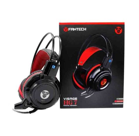 Headset Gaming Fantech Spectre Hg 8 Size gaming headset fantech hg7 visage best deals nepal