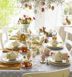 Cottage Cafe Easter Brunch 14 Colorful Easter Ideas For Table Decoration