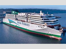 'We've Spent A Lot, Maybe For Nothing' Irish Ferries ... Ferries