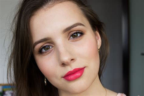 Makeup A Daily Makeup In May Zuzana Humajova