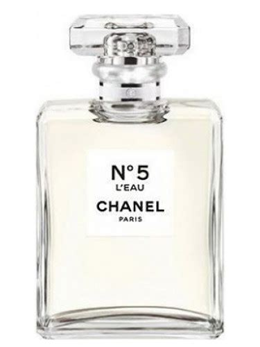 Parfum Chanel Number 5 chanel no 5 l eau chanel perfume a new fragrance for