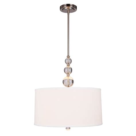Hton Bay 2 Light Chrome Bath Light 25122 The Home Depot Hton Bay Lights Decoratingspecial