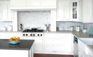 white marble subway backsplash tile backsplash com