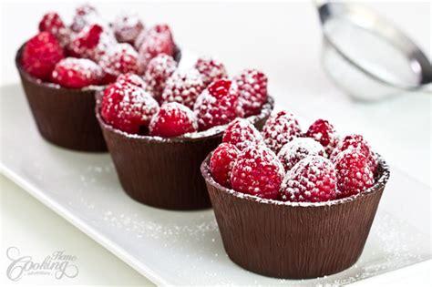 raspberry chocolate raspberry chocolate cups home cooking adventure