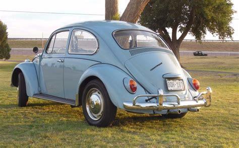 67 Volkswagen Beetle by 1967 Volkswagen Beetle Bring A Trailer