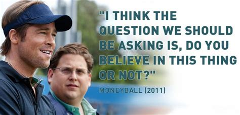 movie quotes moneyball review moneyball the movie badjocks the onion of sports