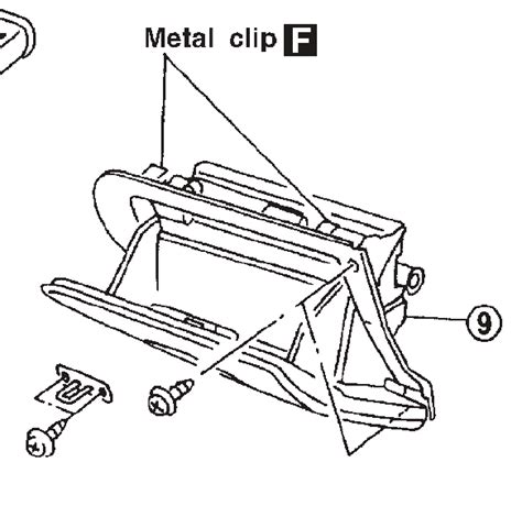 auto air conditioning repair 2001 infiniti q spare parts catalogs 1997 2001 q45 in cabin micro filter replacement procedure infinitihelp com