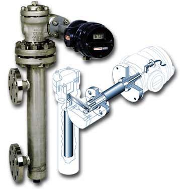 Masoneilan Dresser Level Transmitter by Masoneilan Level Products