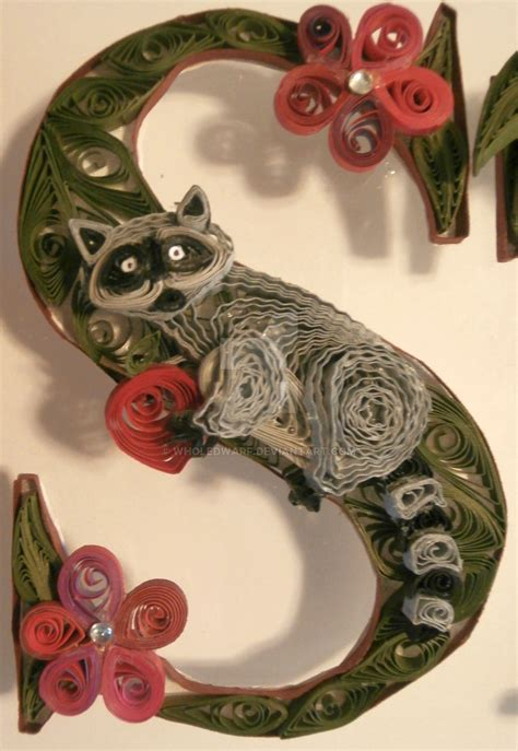 s name paper quilling s stella baby name project by wholedwarf on deviantart
