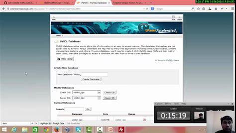 github mysql tutorial install a php mysql project from github youtube