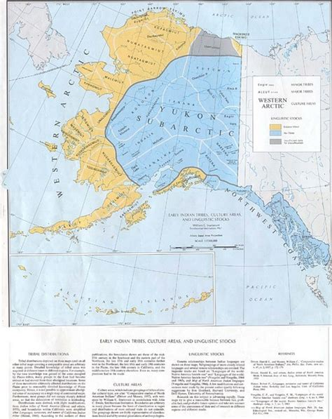 american tribes alaska map early american tribes in alaska historical map