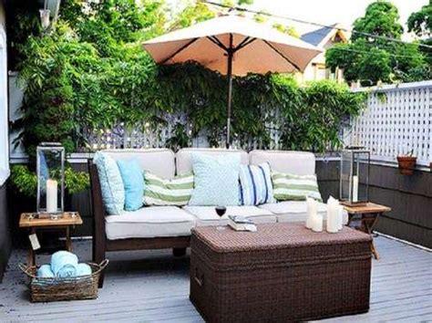 arredamento terrazze e balconi come arredare il balcone idee e consigli