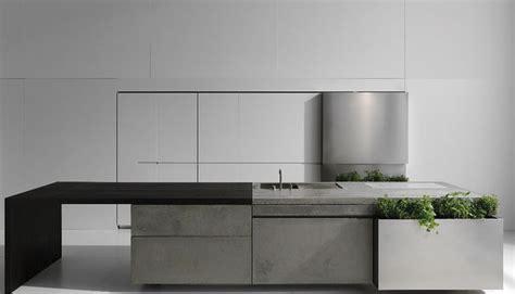 Concrete Kitchen Design by Concrete Kitchen Blue Ant Studio