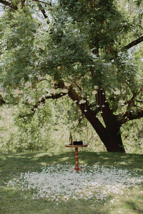 small weddings in northern california intimate backyard wedding in northern california junebug weddings
