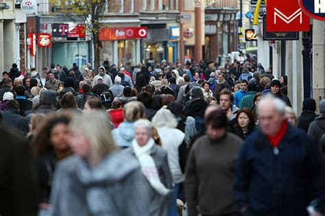 britain s high streets will be flooded with christmas