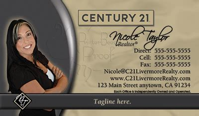 century 21 business card template century 21 business cards 69 99 professionally designed