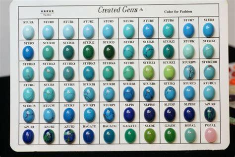created gems imitation turquoise gemstone buy