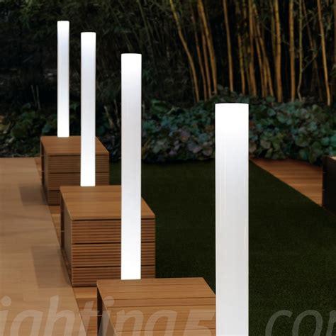 Light Pipe Led Outdoor Bollard Light By Slv Lighting At Outdoor Lighting Bollards