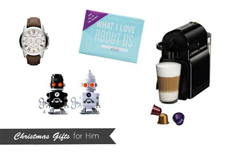 christmas gift guide awesome gifts for him weddingsonline