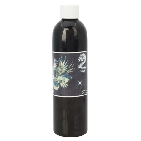 tattoo ink usvi 8oz permanent tattoo ink black tmart