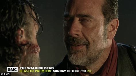 Your Rick by New Walking Dead Trailer Gives Tantalising Clue About Who