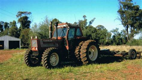 fiat tractors for sale australia tractor sales and auctions nsw