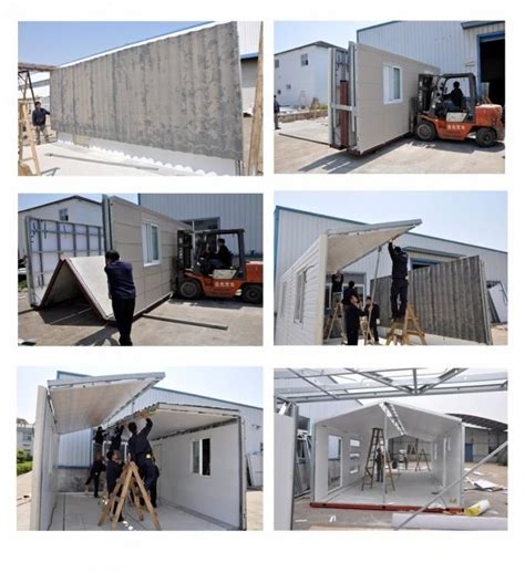 foldable portable mobile house wide mobile homes