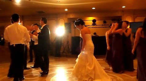 BEST SURPRISE WEDDING DANCE EVER! JUSTIN BIEBER   BABY
